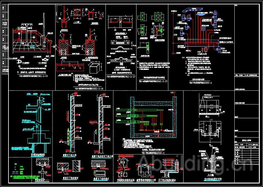 五层楼出租屋设计图展示