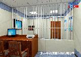 武警总政看守所审讯室