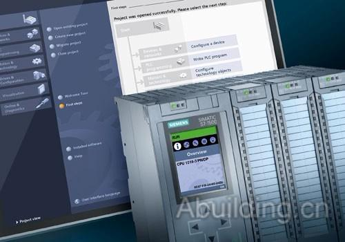 西门子新推plc控制器simatic