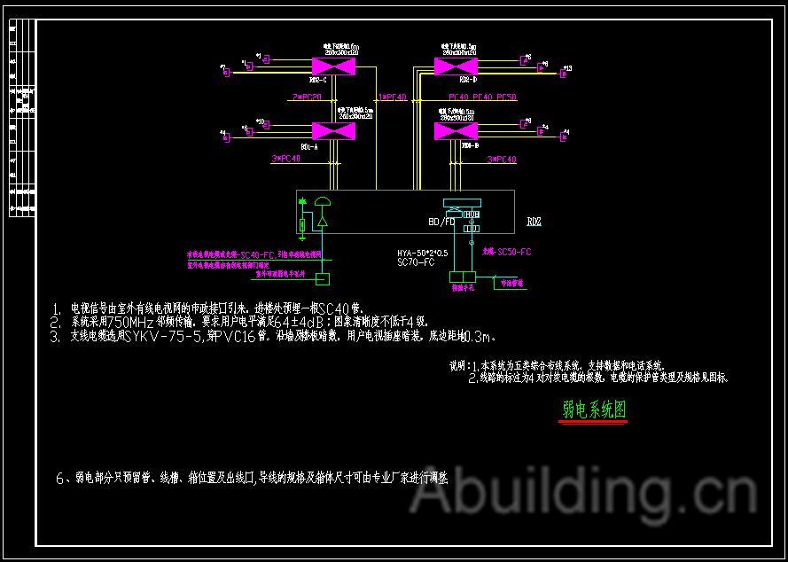 某景区会议室餐厅电气设计施工图